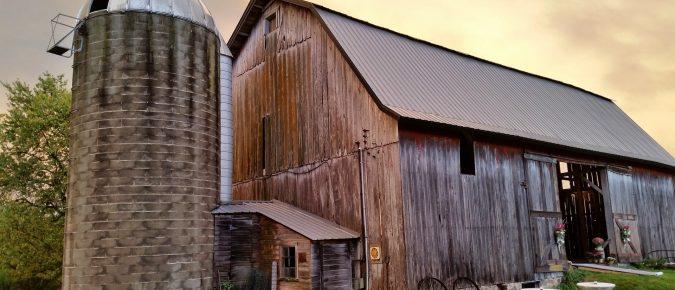 Uncertain Farm Financial Future: On the Fence