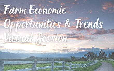 Farm Economic Opportunities and Trends