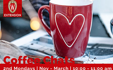 Heart of the Farm – Women in Agriculture 'Coffee Chat' features self-care tips for the holidays