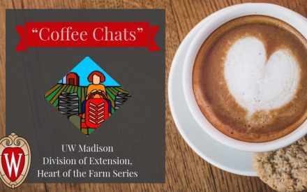 Heart of the Farm – Women in Agriculture Summer 'Coffee Chats' Series begins in June 2021