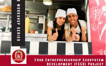 Summer workshop series offers tips for starting or expanding a food business