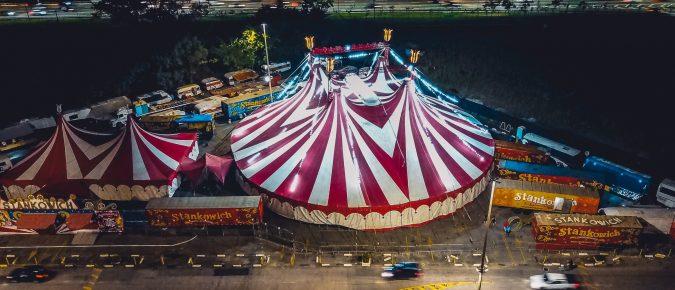 Balancing Act OR Is It a Three-Ring Circus